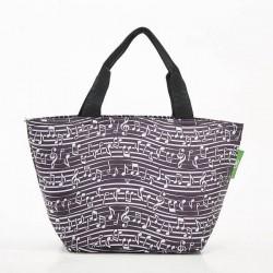Black Music Lunch Bag