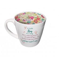 A Little Hug In A Mug - 'Inside Out Mug'