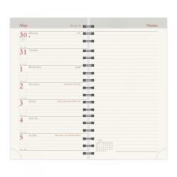 Diplomat 13 Month 2022 Pocket Diary Refill / Insert & Planorama
