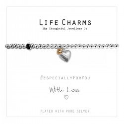 Life Charms - With Love Bracelet
