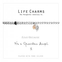 Life Charms - Guardian Angel Bracelet