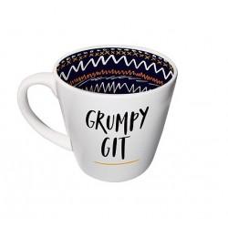 Grumpy Git Mug - 'Inside Out Mug'