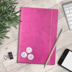 Personalised A5 Notebook - Sweet Hearts - myNo Book