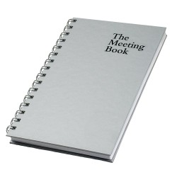 The A5 Meeting Book