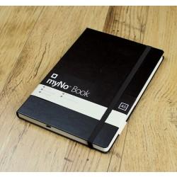 myNo Book Leathertex A5