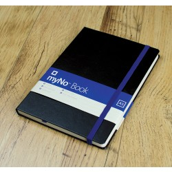 myNo Book Leathertex A5