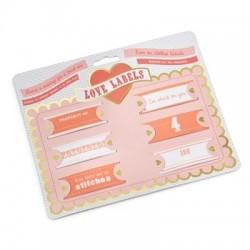 Smitten Love Labels by NPW