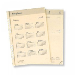 Brefax 7 Diary Refill 2021