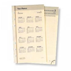 Brefax 11 Diary Refill 2021