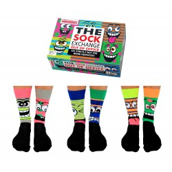 Out of Office - Socks for Men by United Oddsocks UK 6 - 11