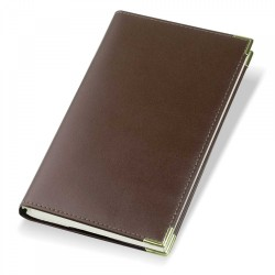 SET Oxford Leather Diary Cover & 2021 Spirolux Diary Insert