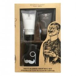 Brompton & Langley Mug & Shaving Set