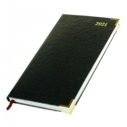 2021 Safari Pocket Diary - Bookbound - Senator - Week to View