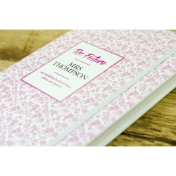 Personalised A5 Notebook - The Future Mrs - Wedding Planner - Bride To Be - myNo Book